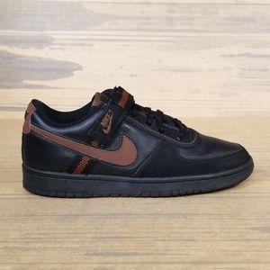 2007 Nike Vandal Low Black/Rustic Sneakers